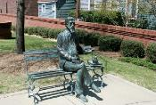 Dr. Pemberton, creator of the Coke-Cola recipe.