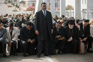 David Oyelowo plays Martin Luther King, Jr., in SELMA
