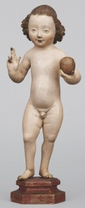 Infant Christ - Front View