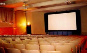 The original theater room before the splits in 1990 and 1995. Image from New 400 Website.