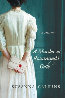 Susanna Calkins's first Lucy Campion mystery novel. Image courtesy of the author's website.