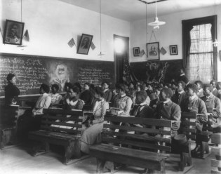 History Class at Tuskegee, 1902. Public Domain, https://commons.wikimedia.org/w/index.php?curid=685221